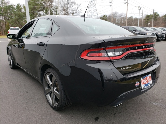 Pre-Owned 2015 Dodge Dart Limited/GT