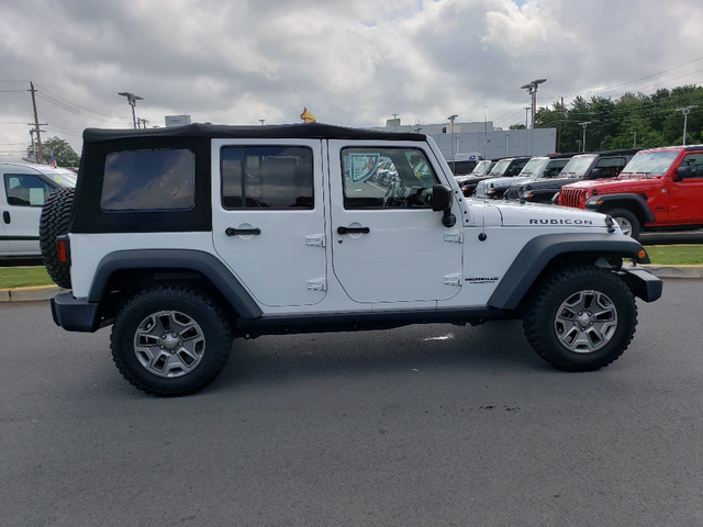 Certified Pre-Owned 2016 Jeep Wrangler Unlimited Unlimited Rubicon
