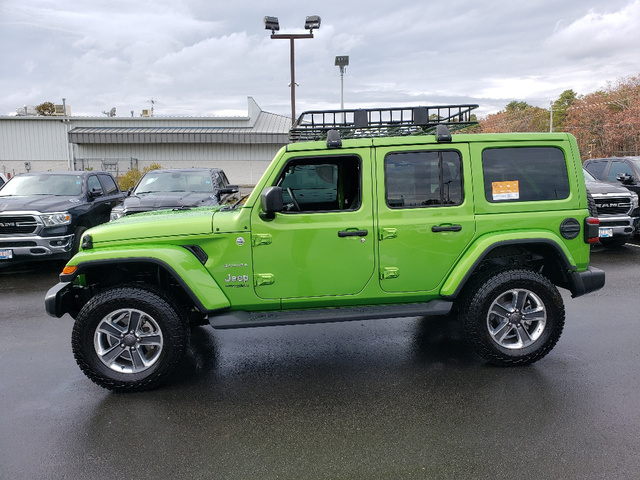 Pre-Owned 2018 Jeep Wrangler Unlimited Unlimited Sahara