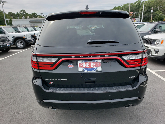 New 2020 DODGE Durango GT