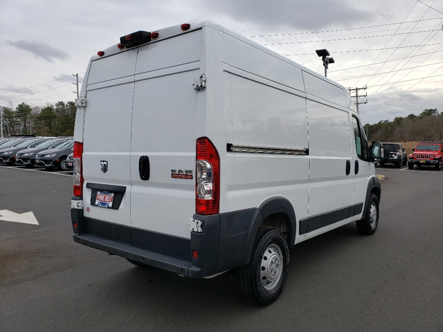 Certified Pre-Owned 2018 RAM ProMaster 1500
