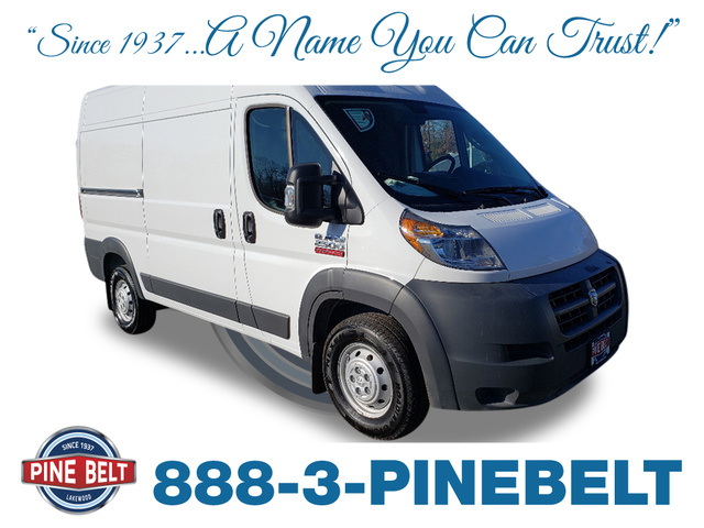 312b23cddc9666 New 2018 RAM ProMaster High Roof Cargo Van in Lakewood  4634S