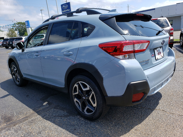 Pre-Owned 2019 Subaru Crosstrek Limited