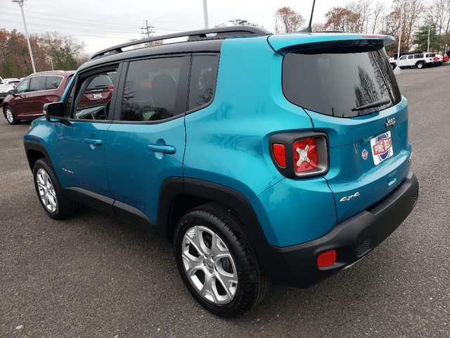 Certified Pre-Owned 2020 Jeep Renegade Limited