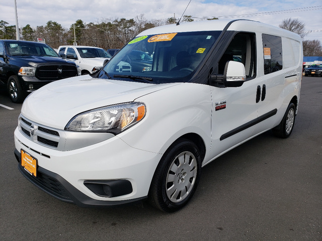 Certified Pre-Owned 2016 RAM ProMaster City SLT