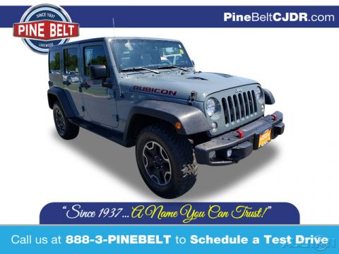 Certified Pre-Owned 2014 Jeep Wrangler Unlimited Unlimited Rubicon