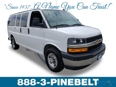 Pre-Owned 2018 Chevrolet Express 2500 LT
