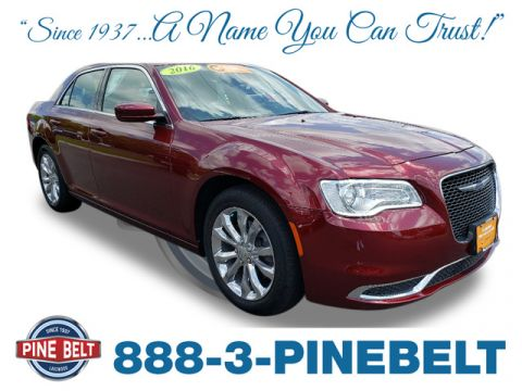 Certified Pre-Owned 2016 Chrysler 300 Limited